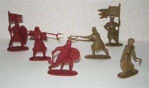 Publius 1/32 RUSSIAN vs TEUTONIQUE CHEVALIERS bataille de Peipus Lake Set #2