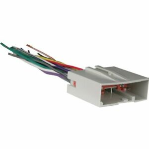 metra electronics 70 5520 wiring harness for select 2003 up ford