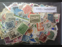 1000 Different Germany (All) Stamp Collection