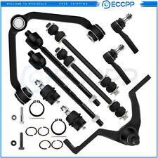 10pcs For Ford Ranger Rwd 4wd Front Ball Joints Tie Rod Ends Sway Bars 1995 2003 Fits Ford Ranger