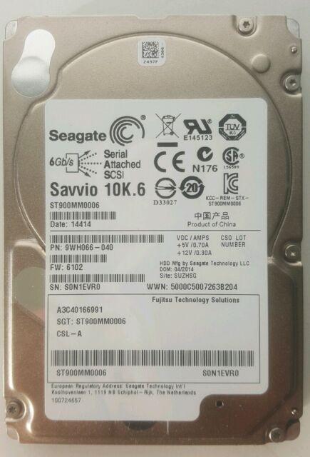 """SEAGATE SAVIO ST9900805SS 900 GB,Internal,10000 RPM,2.5/"""" HDD"""