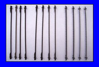 12 Scroll Jig Saw Blades 3 Inch (76mm) For Dremel Moto-shop Craftsman Emco-lux