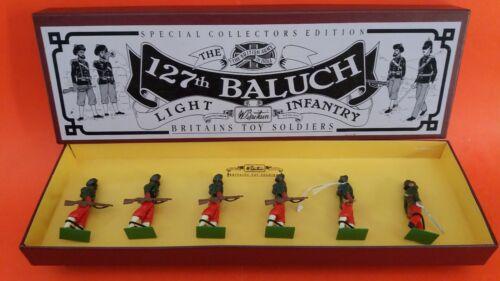 Britains Set 8833 / Armée Des Indes 127ème Régiment D'infanterie Baluch