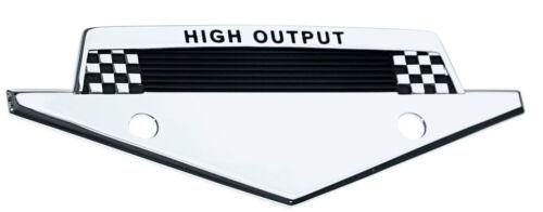 Ford Mustang 302 High Output Emblems Badges 1964 1965 1966 64 65 66 Windsor 5.0