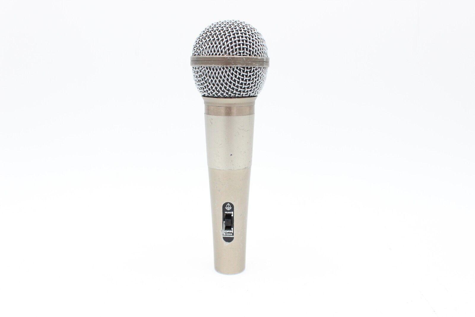 Pearl DM 60 Vintage MIJ Japan Cardiod Low-Z Microphone (  D )