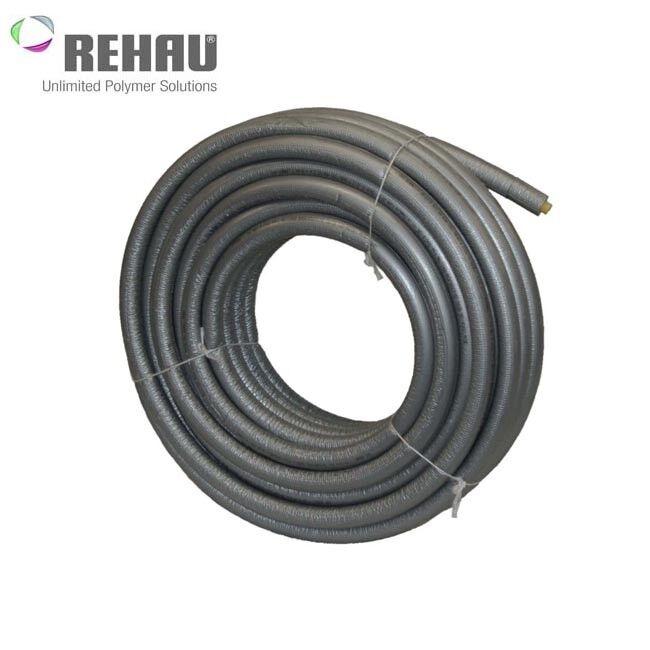 Rehau Rautitan Flex mit Isolierung 9mm (16,20,25)