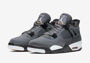 Nike Air Jordan Retro IV 4 - Cool Grey