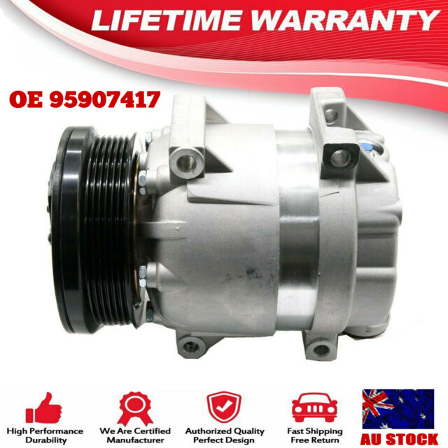 New Air Conditioning Compressor Pump 95907417 For Holden TK Barina F16D3 1.6L AU