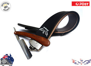 Leather-Razor-Strop-Shaving-Sharpener-Strap-Barber-Straight-Razor-Knife-Belt