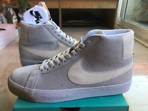 DS Nike SB Blazer Mid Photon Dust milk