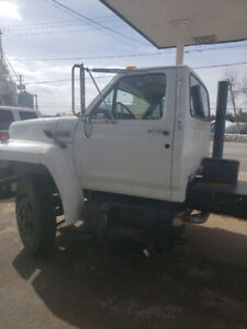 1992 Ford F 750