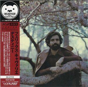 MINI-LP-CD-VYNIL-REPLICA-IMPORT-JAPON-OBI-FELIX-CAVALIERE-DESTINY