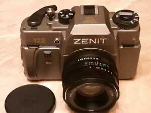 Camera-Zenit-122-grey-50-special-edition-50921894-RARE