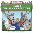 The Wild Christmas Reindeer by Jan Brett (Hardback, 2003)
