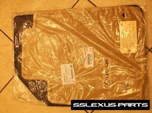 lexus es350 2010 2012 oem genuine 4pc carpet floor mats. Black Bedroom Furniture Sets. Home Design Ideas