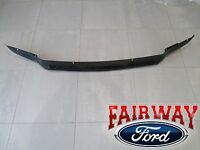 99 thru 07 F250 F350 Super Duty OEM Genuine Ford Smoke Hood Deflector Bug Shield