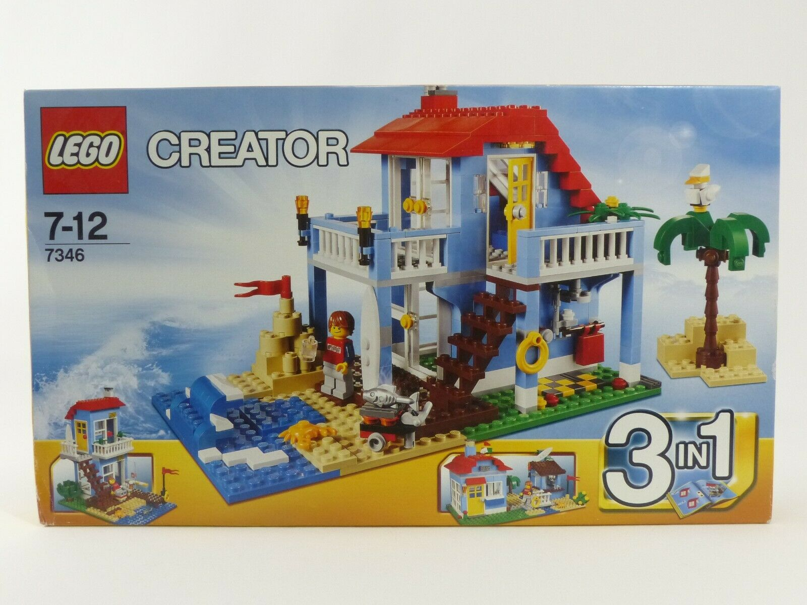 LEGO  7346 Creator-Casa sulla Spiaggia Seaside House  sconto online di vendita