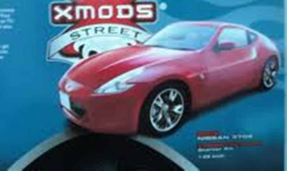 XMODS 2009 NISSAN 370Z NEW EVO STREET SERIES STARTER KIT