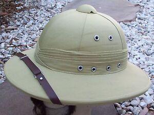 97ec520ab USMC PITH HELMET - WW2 PACIFIC WAR MARINE CORPS - COSPLAY STEAMPUNK ...
