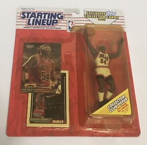 1993 Starting Lineup Horace Grant Chicago Bulls