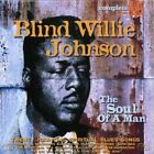 The Soul Of A man 0636551000826 By blind Willie Johnson CD