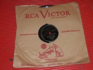 Dutiful Antik Rca Victor Album Artie Shaw Versuchung & Stardust Foxtrott Soft And Light Phonographen