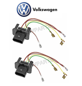s l300 vw beetle 98 05 set of 2 headlight wiring harness 1c0 971 671 Old VW Bug at soozxer.org