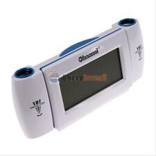 Voice Control Dual Projection LED Temperature Display Digital Alarm Clock Snooze