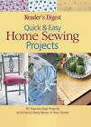 Home Sewing Projects: 50 Low- and No-Sew Projects to Accent Every Room in Your Home by Gloria Nicol (Hardback, 2005)