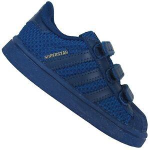 Dettagli su Adidas Originals Superstar Foglie Bebè Sneakers Scarpe Bambino da Ginnastica