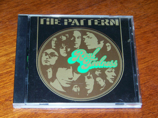 """""""Real Feelness"""" The Pattern *EXCELLENT* CD"""