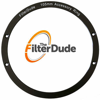 FilterDude 105mm LEE Compatible Accessory Ring for Filter Holder / Polarizer