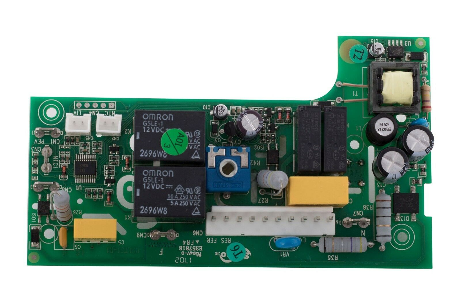 Polti Carte électronique PCB Fer Vaporella Silence Eco Friendly 19.55 PLEU0218