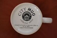 Starbucks Collector Series 2000 Saudi Arabia ~Floating Crown Version~ Mug/Cup