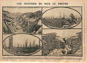 Tranchees-Feldgrau-Combats-du-Bois-le-Pretre-Priesterwald-Artillerie-WWI-1915