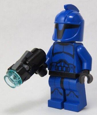 Lego Star Wars Senate Commando Captain Minifigure Sw0613 75088