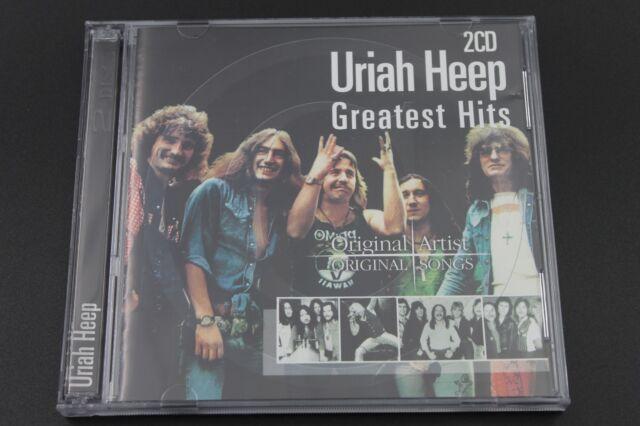 Uriah Heep – Greatest Hits (2006) (2xCD) (Promo Sound AG – MDCD1435/2)