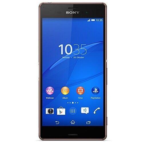 1 von 1 - SONY XPERIA Z3 D6603 16GB SMARTPHONE ! SCHWARZ - WEISS - KUPFER - SILBERGRÜN