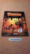 CHASSEURS DE DRAGONS 1 UN DRAGON COMME PAS DEUX  BANDE DESSINÉE 2006 / BD LIVRES