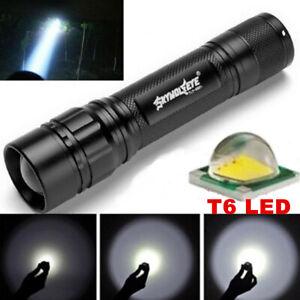 SkyWolfEye-50000LM-T6-LED-3Mode-18650-Zoomable-Focus-Flashlight-Mini-Torch-Lamp