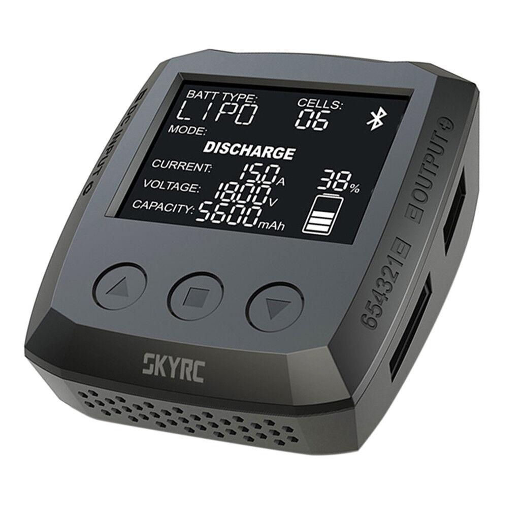 Skyrc B6 Nano 320W DC Caricatore SCARICATORE ultra-compatto, blutooth Schermo LCD
