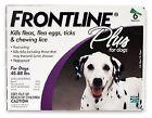 FRONTLINE Plus For Dogs 45 - 88 lbs lb 1408 fl oz