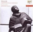 Tallis: Lamentations of Jeremiah (CD, Aug-2009, Brilliant Classics)