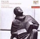 Tallis: Lamentations of Jeremiah (CD, Aug-2009, Brilliant Classics)