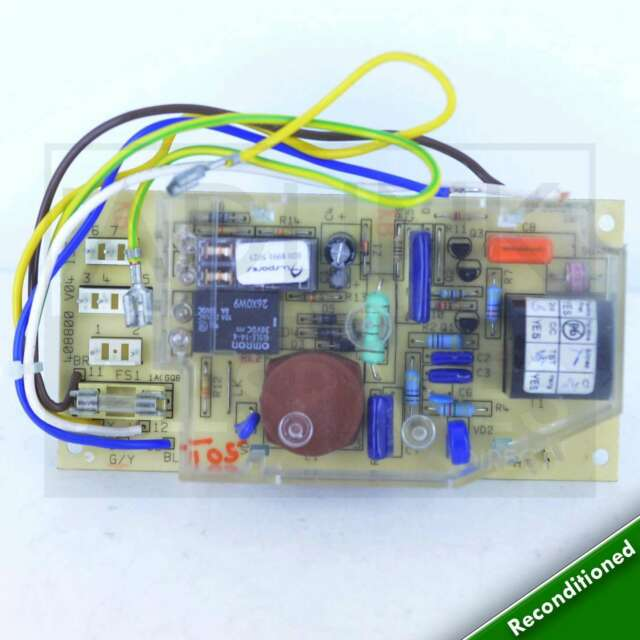 GLOWWORM FUELSAVER COMPLHEAT 30 40 50 65 80 PCB 800207 COME WITH 1 YEAR WARRANTY