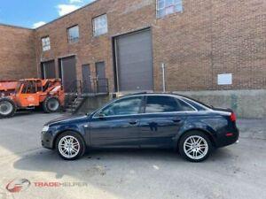 2008 Audi A4 Automatique cuir toutes options