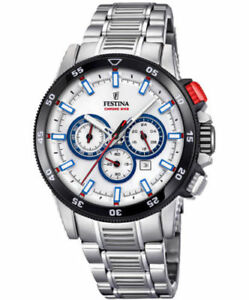 c20e2817da5 New Festina F20352-1 Chrono Bike 2018 Man s Watch Chronograph