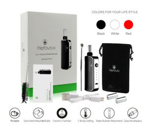 AIRISTECH-034-HERBVA-X-034-3-in-1-DRY-HERB1-VAPORIZER1-OIL2-or-WAX3-w-BUBBLER-OPTION