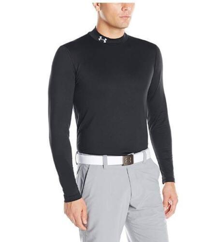 cuello hombre con manga Under Armour de Camisa S larga M para talla de simulado TqFnxI1B