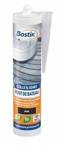 MASTIC TYPE MS POLYMERE COLLE ET JOINT SALLE DE BAIN PONT DE BATEAU 290ML BOSTIK